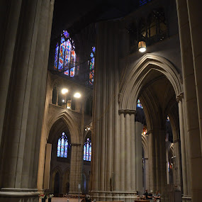 Inside National Cathedral by Joana Gramajo - Buildings & Architecture Places of Worship (  )