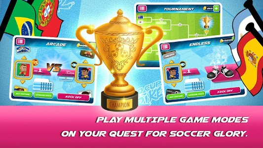 World Soccer Striker v2.5