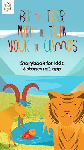 動物:繪本為孩子們的故事故事幼兒塗鴉的樂趣拼讀故事書3歲的