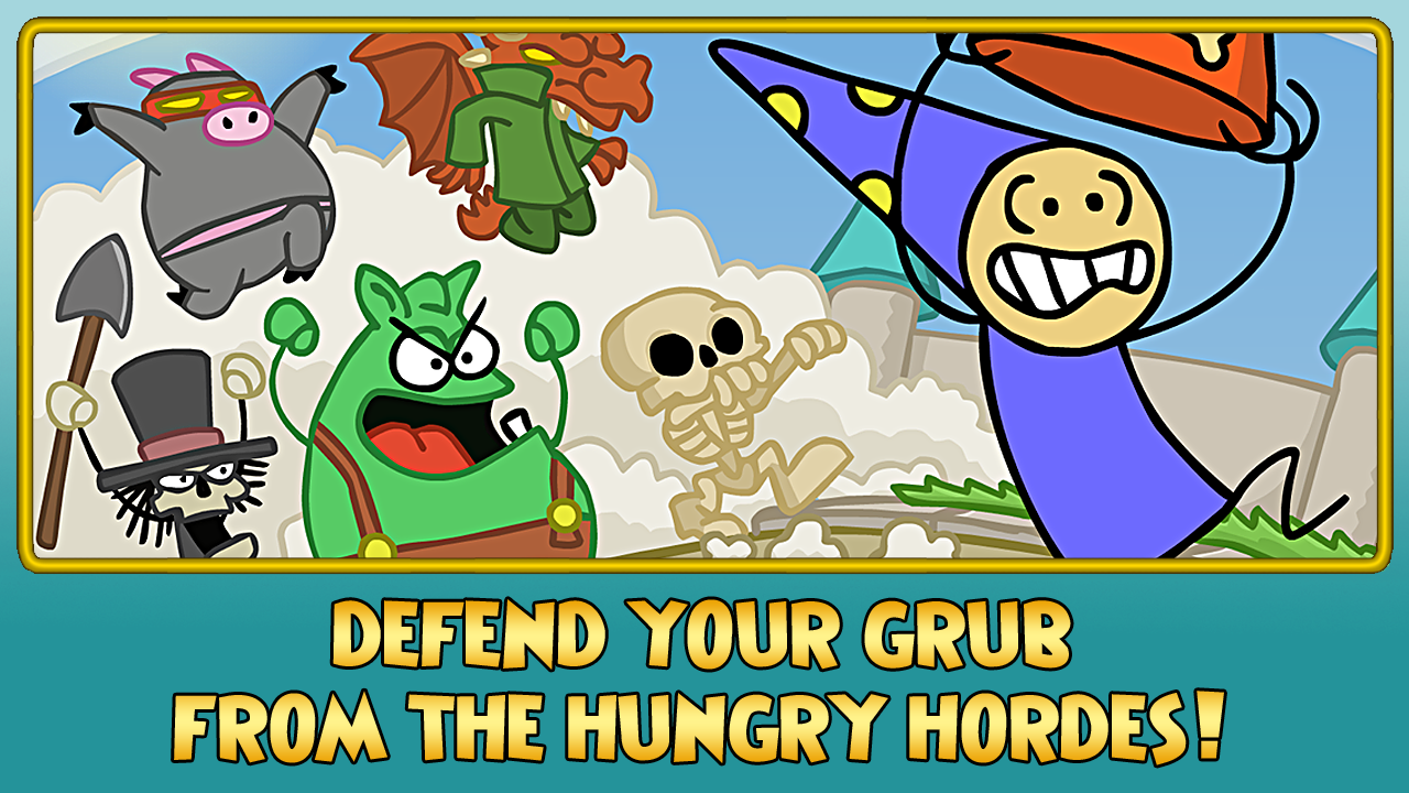 Grub Guardian- screenshot