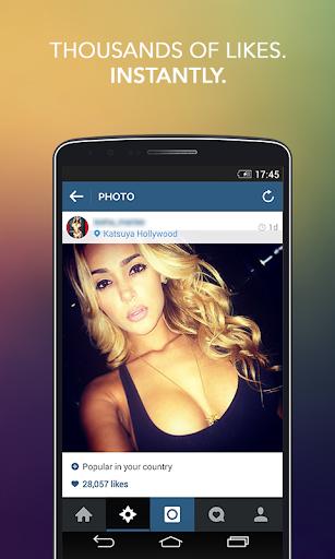 Kardashian Instagram Likes