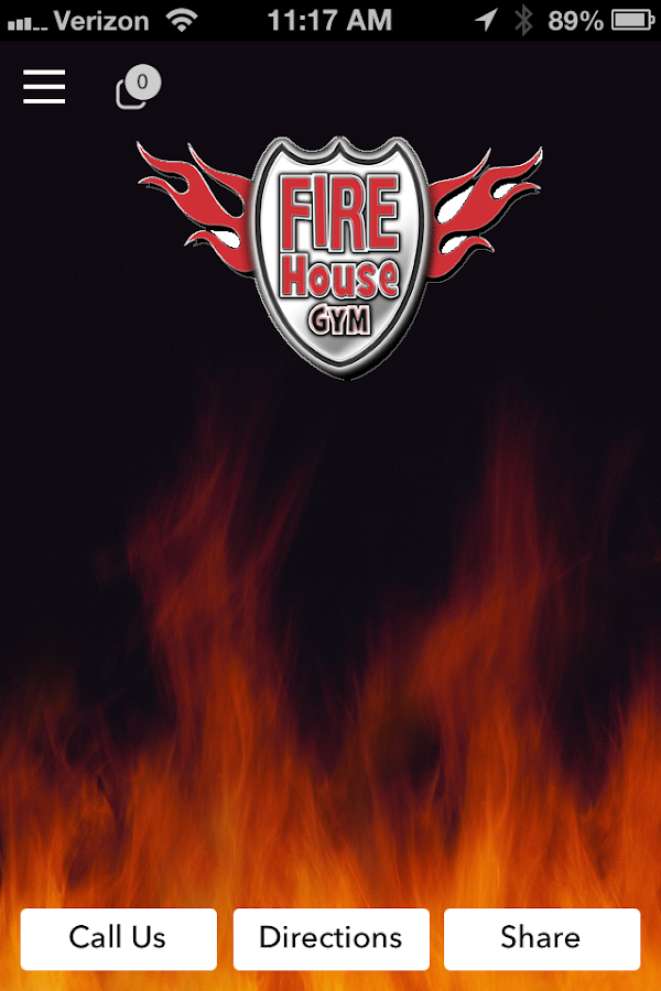Fire House Gym - Android Apps on Google Play