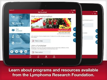 Focus On Lymphoma- screenshot thumbnail