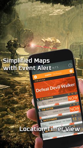 Destiny Public Events Tracker 3.3 screenshots 6