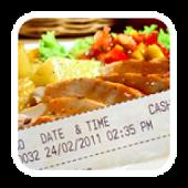 Food Bill Estimator