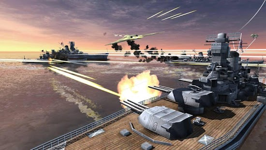 World Warships Combat- screenshot thumbnail