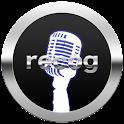 にこさうんど for recog logo