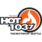 The New HOT 103.7 icon