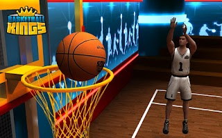 Screenshot of Basketball Kings: Multiplayer