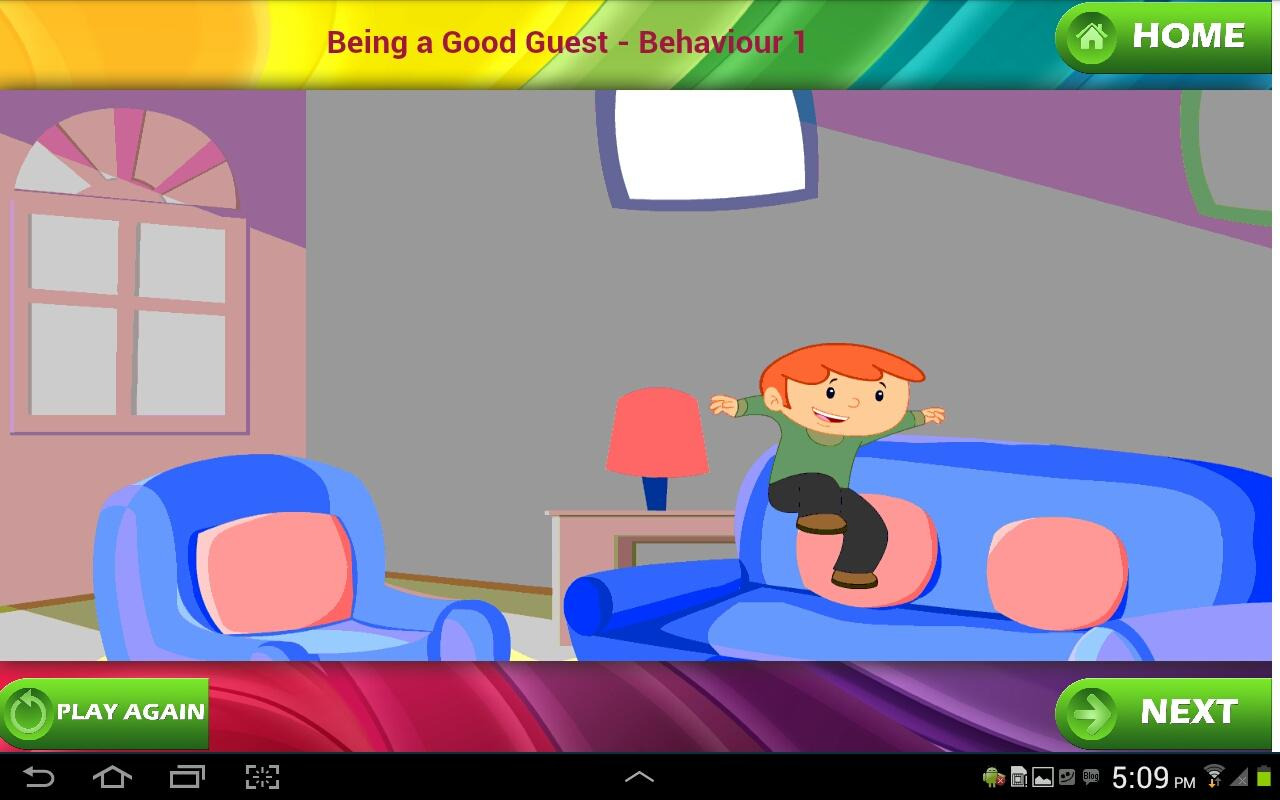Good Manners for Kids- screenshot