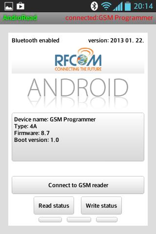 RFPRO GSM