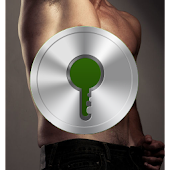 Sexy Guy Theme Go Locker