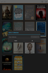 Kindle - screenshot thumbnail