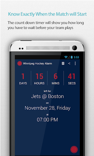 Winnipeg Hockey Alarm