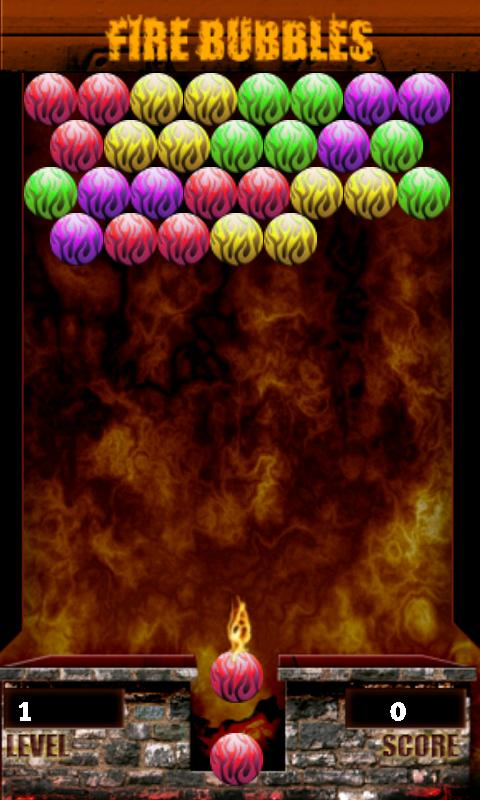Fire Bubbles - screenshot