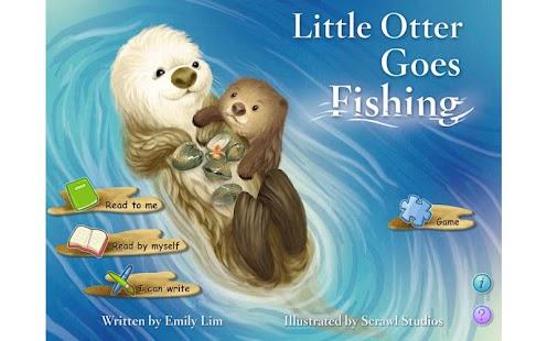 Little Otter Goes Fishing- screenshot thumbnail