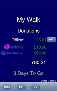 Charity Fundraising Agent - screenshot thumbnail