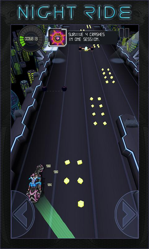 Night Ride - Free - screenshot