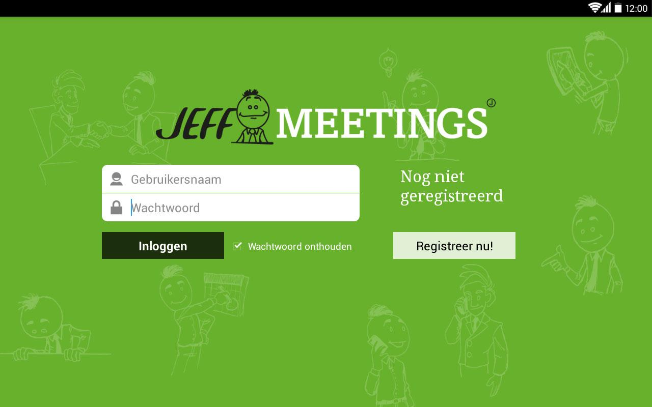 JEFF MEETINGS- screenshot