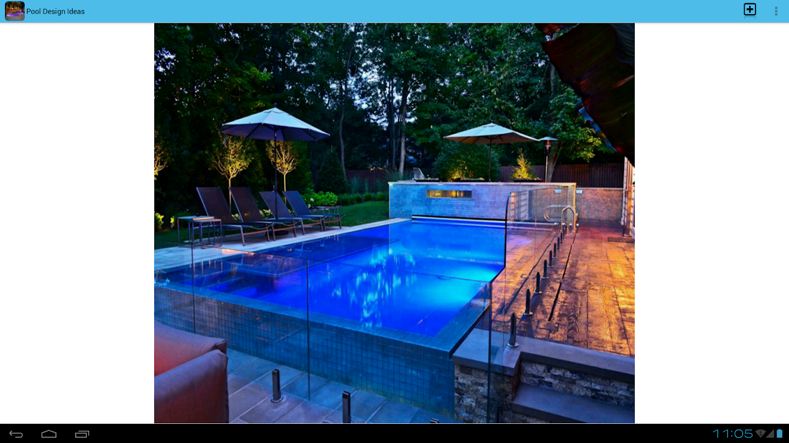 Pool design ideas android apps on google play for Pool design app