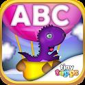 Alphabet Dino By Tinytapps