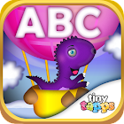 Alphabet Dino By Tinytapps icon
