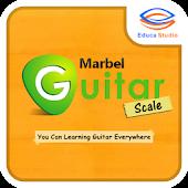 Marbel Guitar Scale