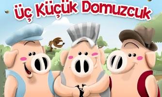 Screenshot of Üç Küçük Domuzcuk