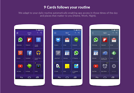 9 Cards Home Launcher v1.1.13