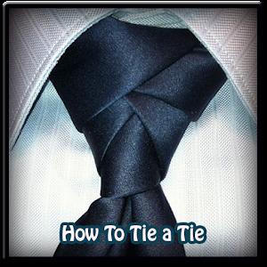 How to Tie a TIe 生活 App LOGO-APP試玩