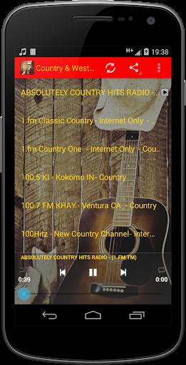 Country Western MUSIC Radio