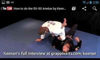 Screenshot of BJJ Flow (Brazilian Jiu Jitsu)