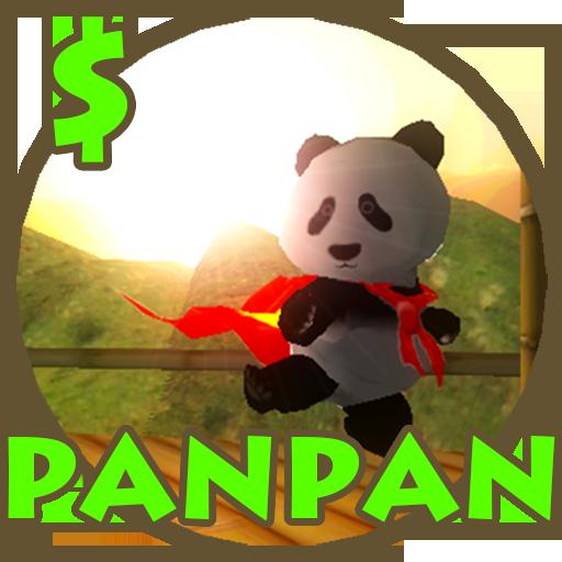 冒險App PANPAN Legend of Panda LOGO-3C達人阿輝的APP