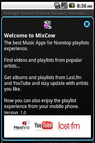 Britney Spears - MixCow - screenshot