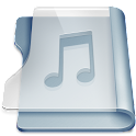 Music Folder Player Donate logo