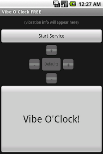 Vibe O'Clock (Free)- screenshot thumbnail