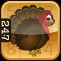 Thanksgiving Sudoku icon
