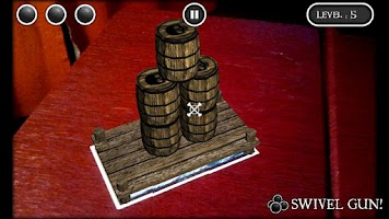 Screenshot of Swivel Gun! Lite
