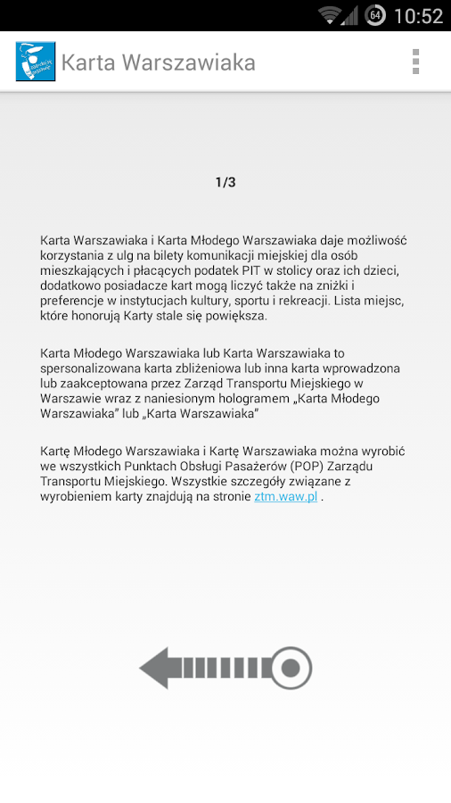 Warszawa Rodzinna تطبيقات Android على Google Play