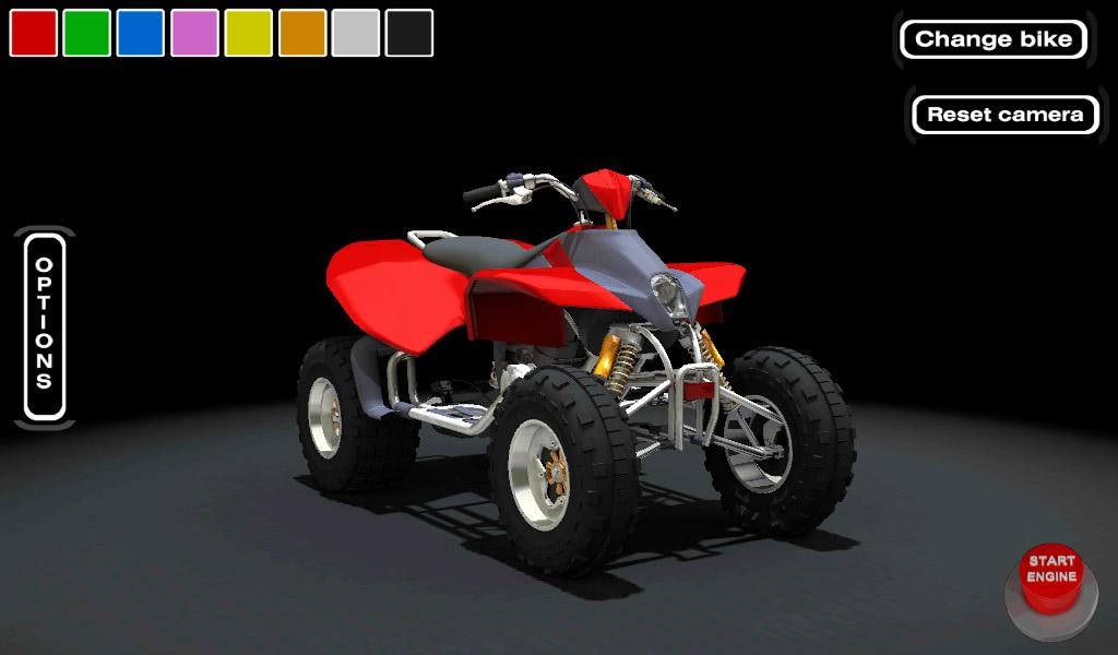 Moto Viewer 3D- screenshot