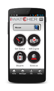 iWatcher - náhled