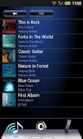Screenshot of Onkyo Remote for Android 2.3