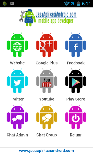 Jasa Pembuat Aplikasi Android