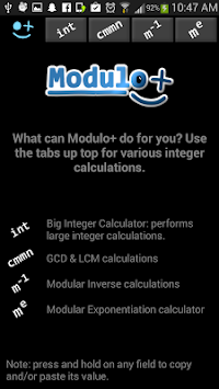 By Photo Congress || Inverse Modulo Arithmetic Calculator