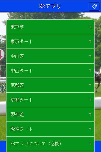 競馬予想 K3アプリ