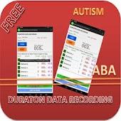 Autism ABA Datasheets:Duration