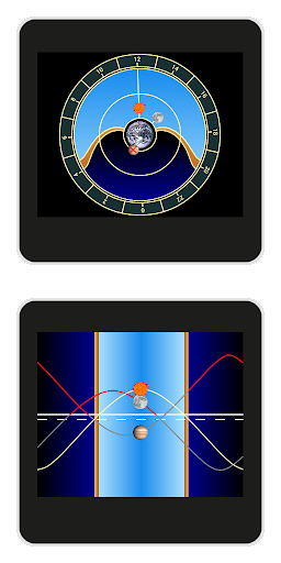 Planetarium for Android Wear