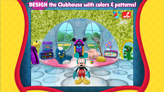 Mickey's Paint and Play! - screenshot thumbnail
