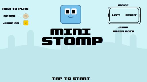 街機必備APP下載 Mini Stomp 好玩app不花錢 綠色工廠好玩App
