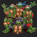 Ninja Turtles Go Launcher Them icon